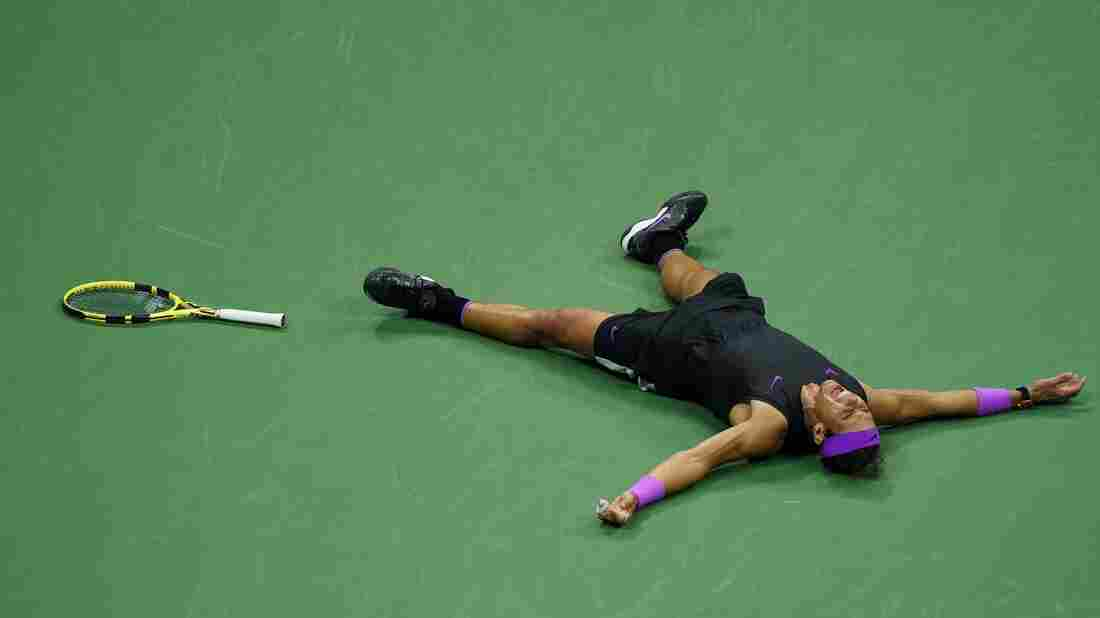 Westlake Legal Group gettyimages-1166897904_wide-94baadbce8656aca12cb80ce55fa6ca140f0ca61-s1100-c15 Rafael Nadal Claims His 19th Grand Slam Title With U.S. Open Triumph