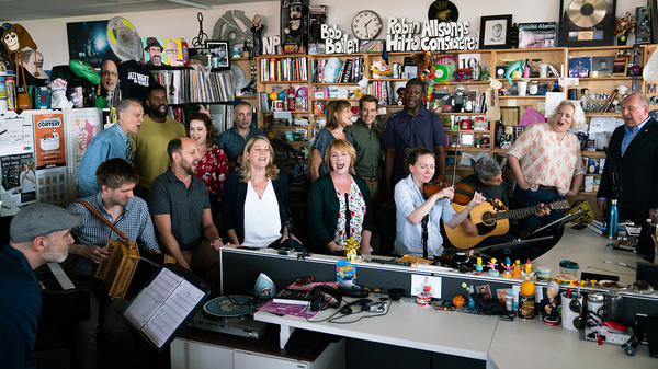 Come From Away: Tiny Desk Concert