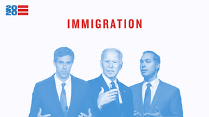 Immigration: Where 2020 Democratic Candidates Stand On Border Crossings And More