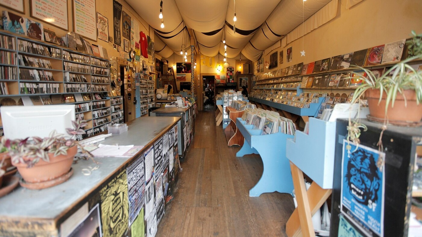 Viking's Choice: What I Learned From Aquarius Records, A Record Store For Big Ears