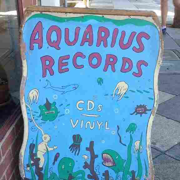 What I Learned From Aquarius Records, A Record Store For Big Ears