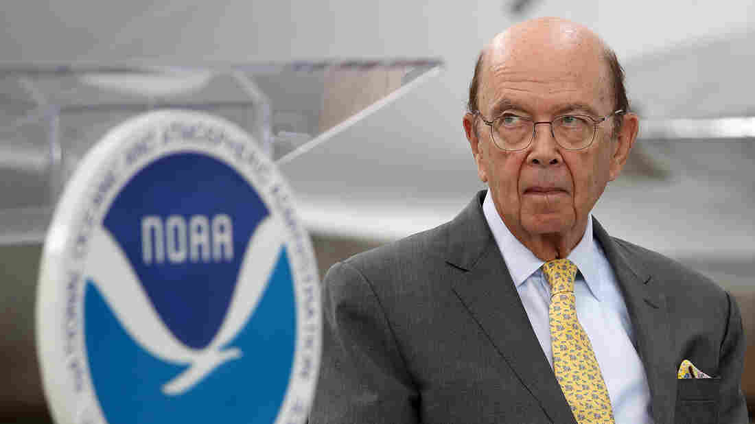 Westlake Legal Group gettyimages-1151213986_wide-669bbbfb12ecf5d6496129b00976ee617214c1e3-s1100-c15 Commerce Secretary Wilbur Ross Weathers New Scrutiny
