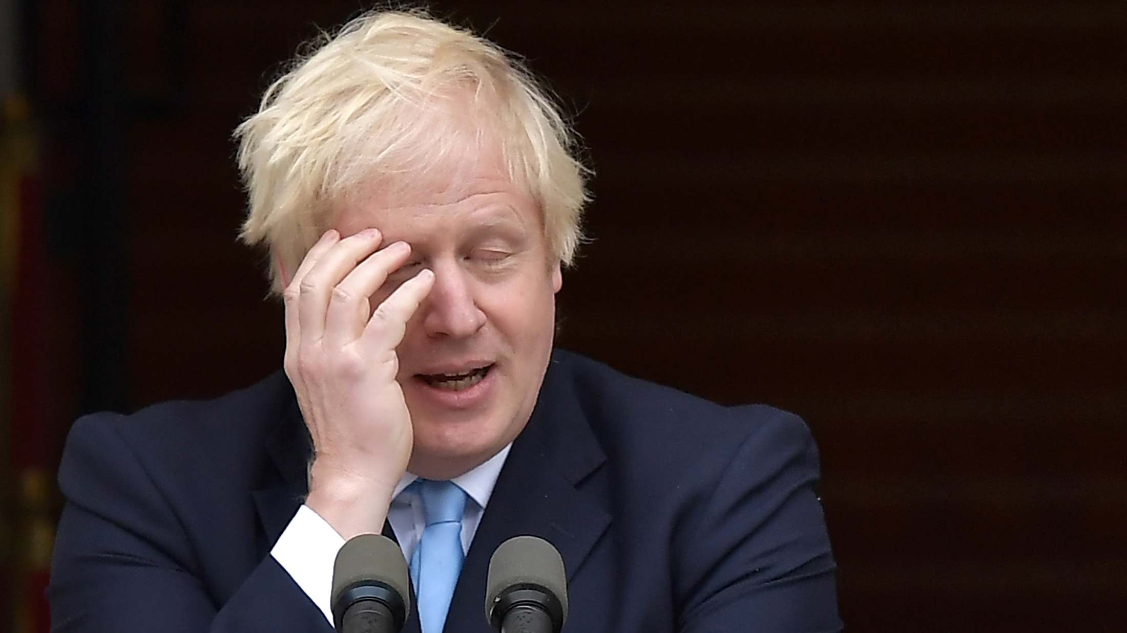 United Kingdom  opposition rages at Johnson after he suspends Parliament