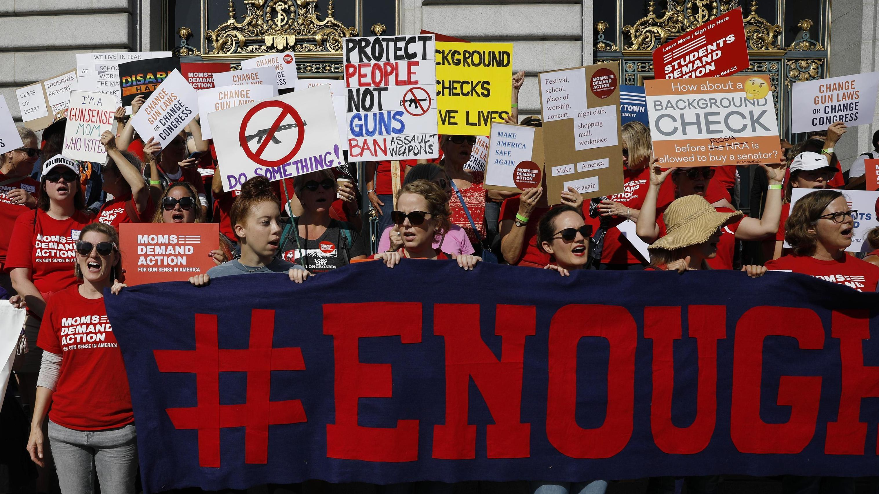 NRA Sues San Francisco For Declaring It a 'Domestic Terrorist Organization'