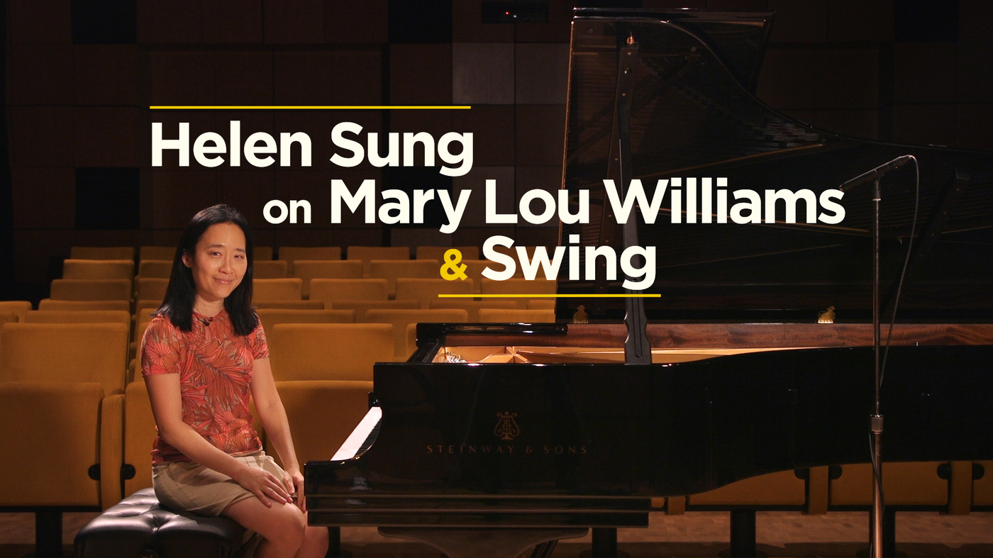 How To Swing Like Mary Lou Williams (Featuring Helen Sung)