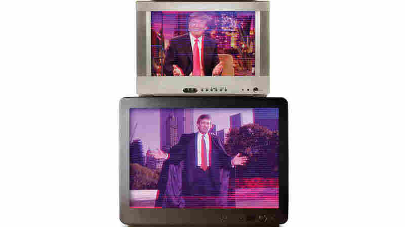 'Audience Of One' Aims To Show How TV Shaped Donald Trump — And Led To His Rise