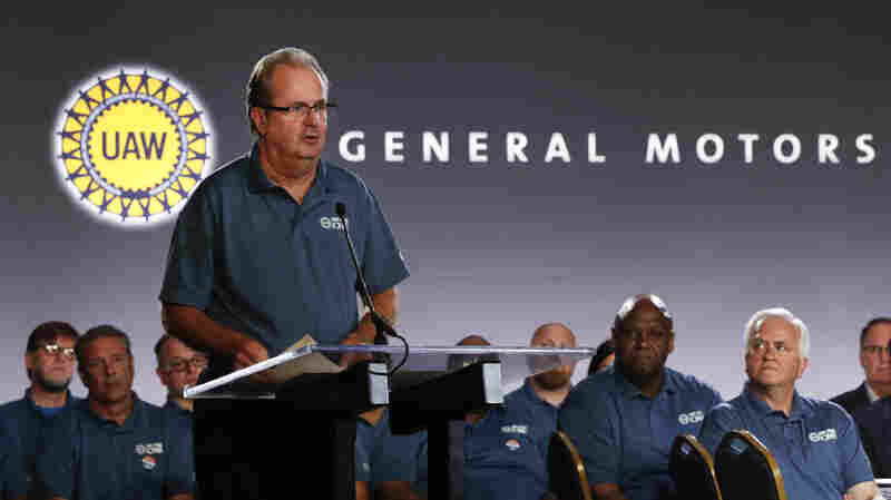 GM, Union Officials Prepare For Contract Talks Amid Plant Closings And FBI Probes