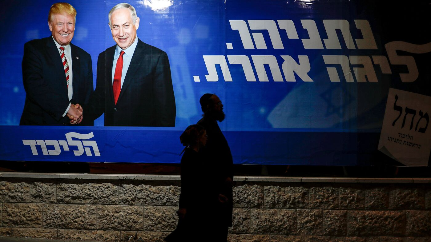 Benjamin Netanyahu Vows To Annex Part Of West Bank If He Wins Reelection