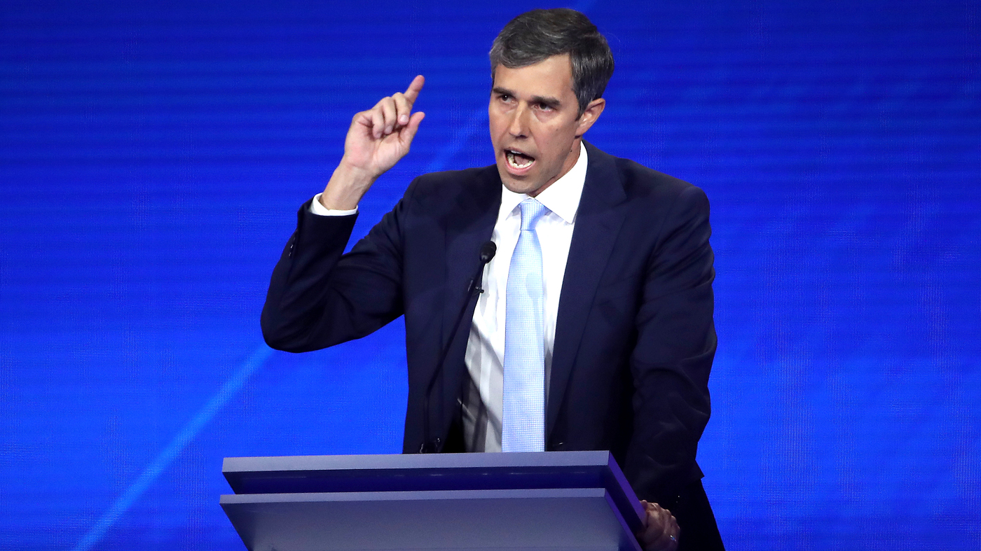 O'Rourke Promises To 'Take Your AR-15,' But Americans Are Split On Buybacks