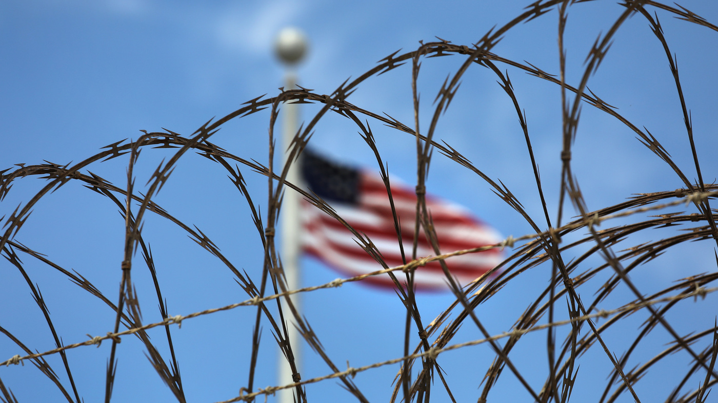 Guantánamo Whistleblower Alleges 'Gross' Waste : NPR