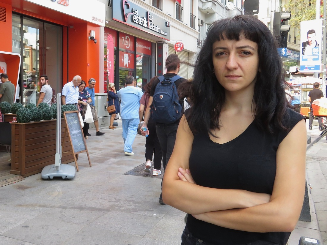 'We Don't Want To Die': Women In Turkey Decry Rise In