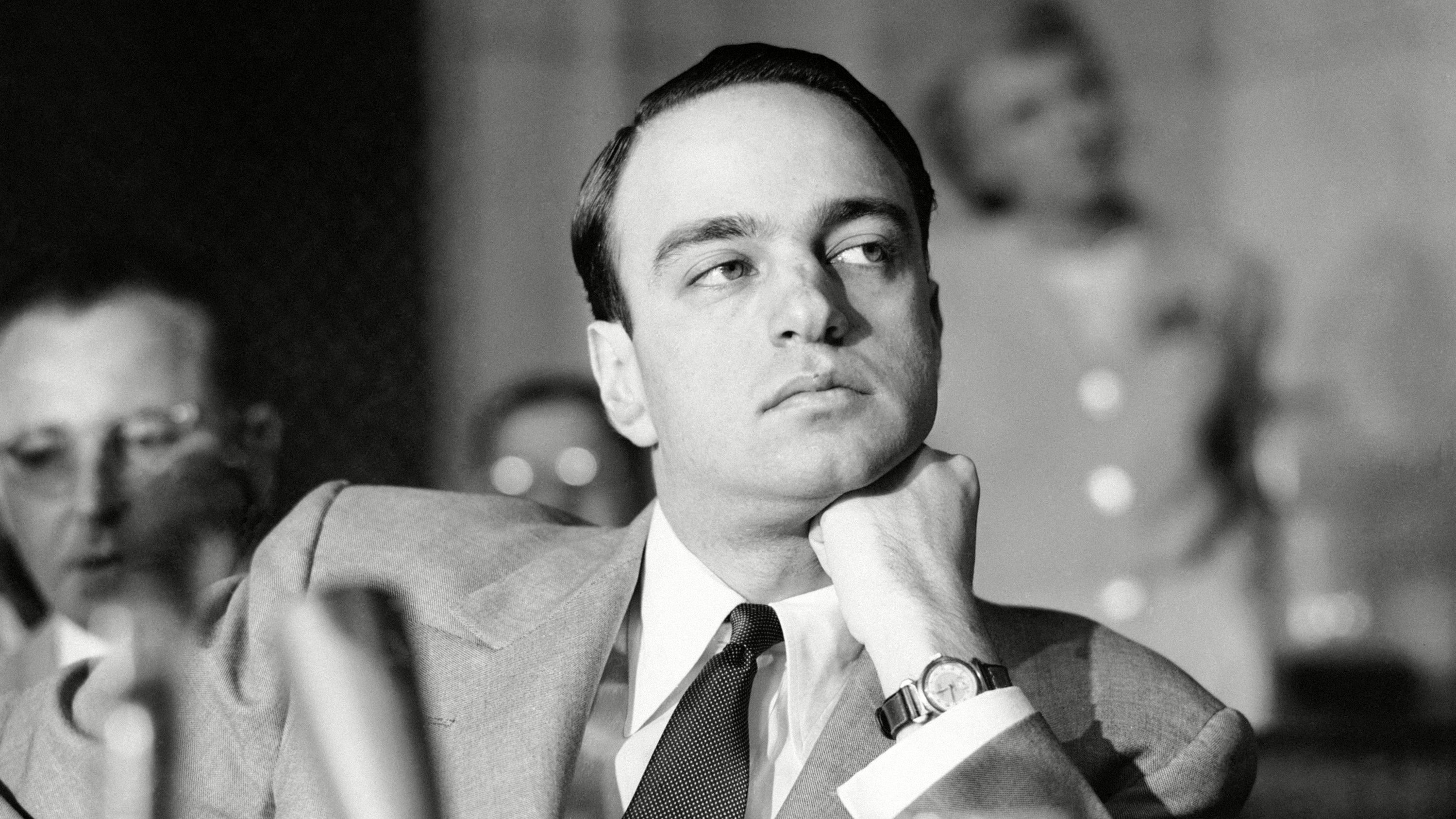 Documentary 'Where's My Roy Cohn?' Suggests He's Closer Than You Think