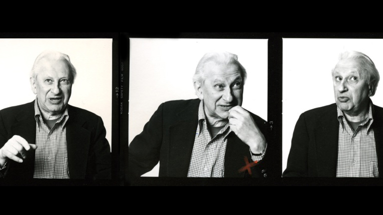Episode 939: The Working Tapes Of Studs Terkel