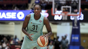 'Wait Wait' For Sept. 14, 2019, With Not My Job Guest Tina Charles : Wait Wait...Don't Tell Me! : NPR