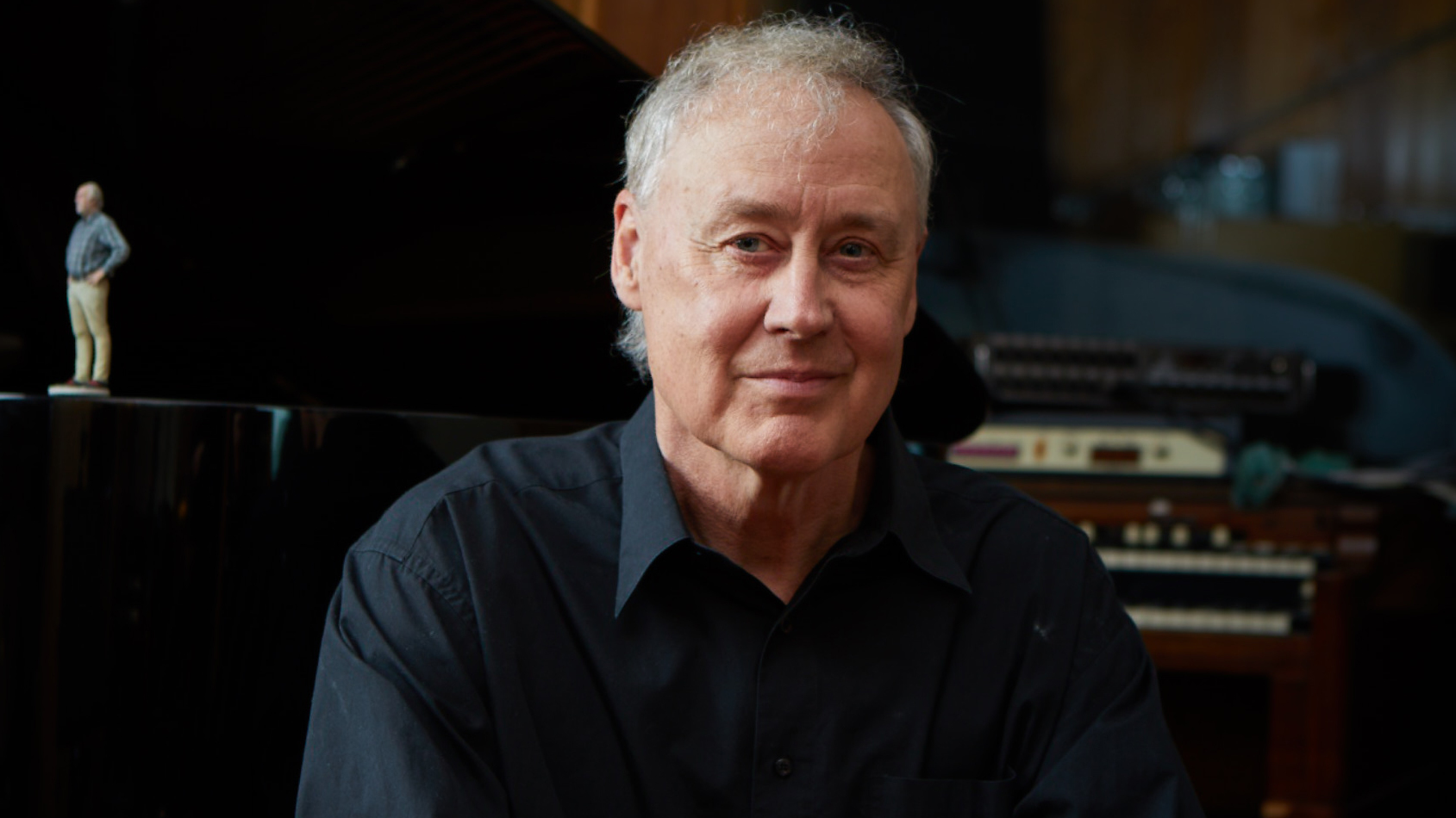 Bruce Hornsby Seeks Out The Strange