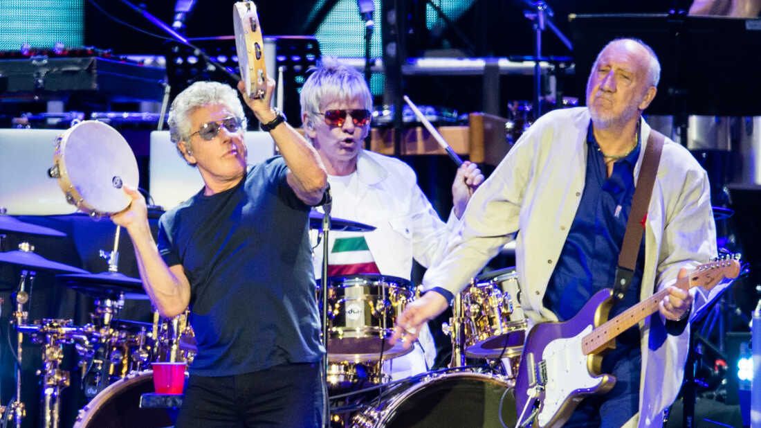 The Who Announces First New Album In 13 Years, Shares 'Ball & Chain'
