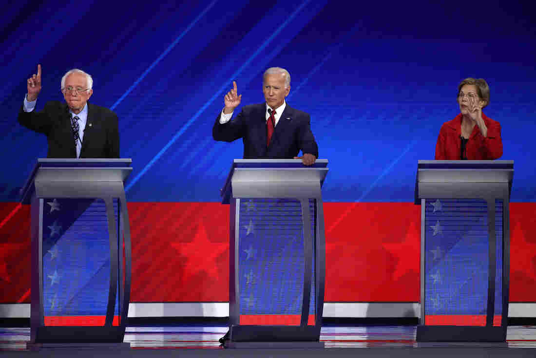 Westlake Legal Group gettyimages-1174333697_custom-726cafa555b559de075d2d3a7d08960169742412-s1100-c15 5 Questions Answered About The 3rd Democratic Debate