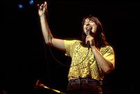 Steve Perry performs with Journey at a Chicago-area concert in 1981.