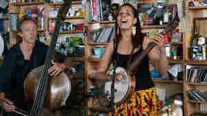 Rhiannon Giddens: Tiny Desk Concert