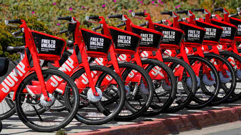 Uber To Pull Jump Bikes From Atlanta And San Diego
