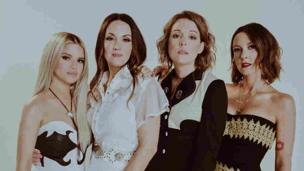 Country's New Supergroup 'The Highwomen' Unite To Make Way For Unsung Female Artists