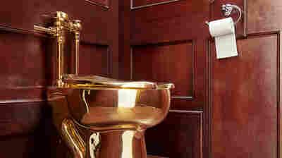 British Authorities Scramble To Find Stolen Solid Gold Toilet