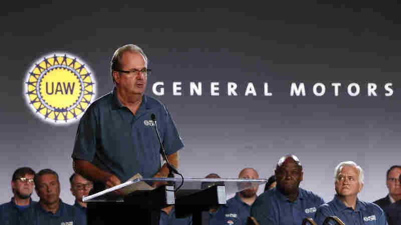 UAW Goes On Strike Against General Motors