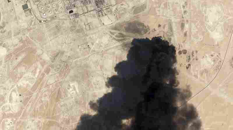 Iran Denies It Is Behind Drone Attacks On Oil Plants In Saudi Arabia