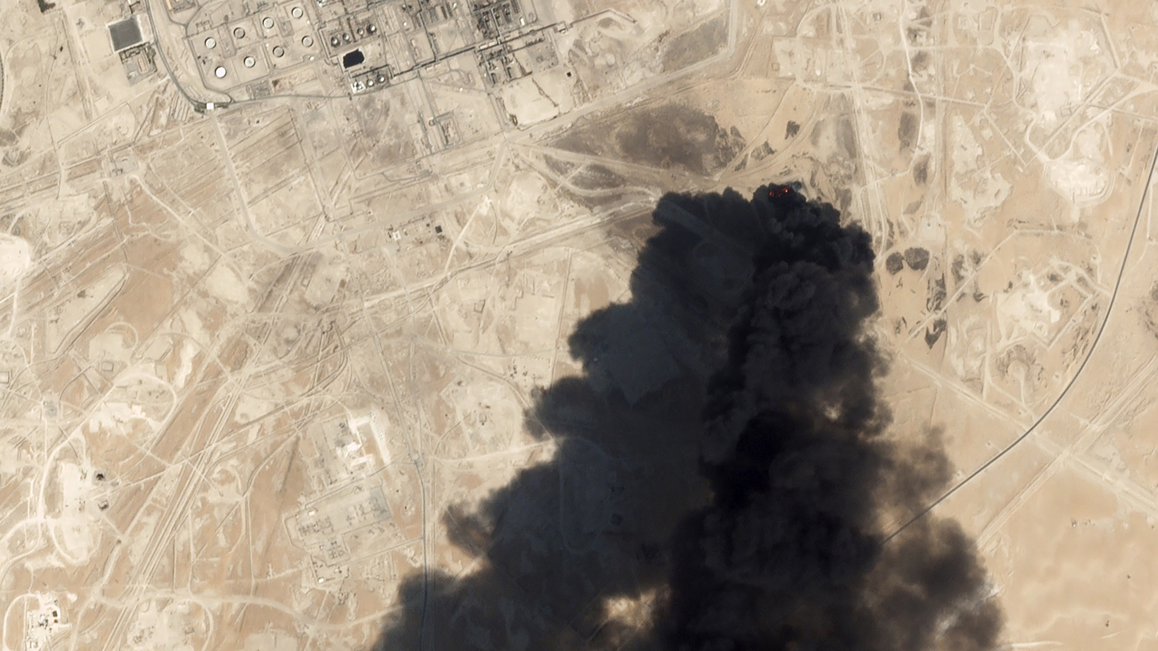 Iran Denies It Is Behind Drone Attacks On Oil Refineries In Saudi Arabia