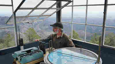 A Fire Lookout On What's Lost In A Transition To Technology