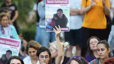 'We Don't Want To Die': Women In Turkey Decry Rise In Violence And Killings