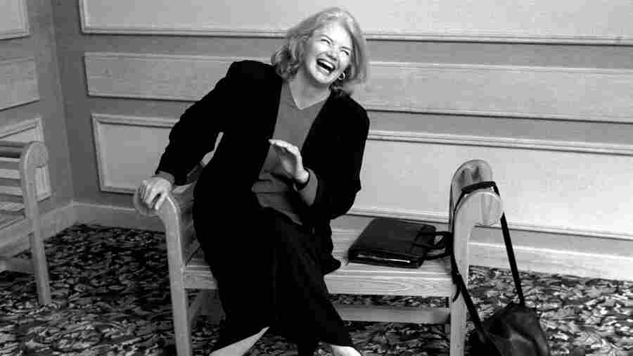 A Portrait Of Molly Ivins, Maverick Texas Journalist, In 'Raise Hell'