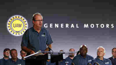 UAW Goes On Strike Against General Motors