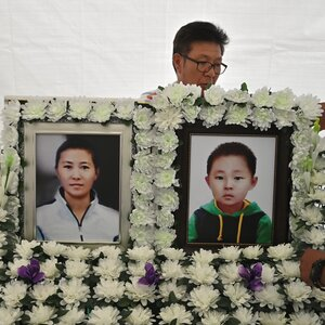 In South Korea, Anguish Over Deaths Of North Korean Defectors Who May Have Starved