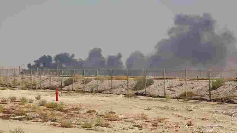 An Attack On Saudi Arabia's Oil
