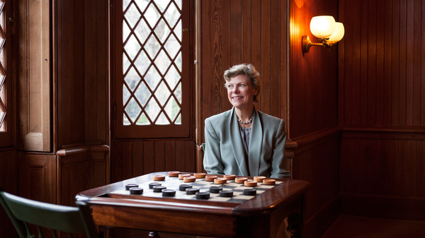 Cokie Roberts was one of NPR