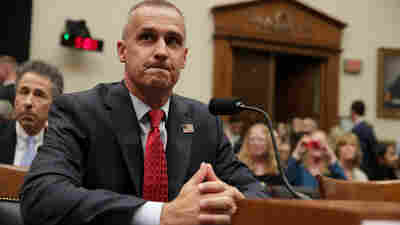 Ex-Trump Campaign Boss Corey Lewandowski Spars With House Democrats On 'Obstruction'