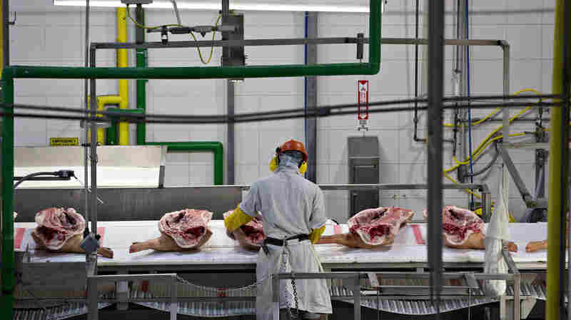 USDA Offers Pork Companies A New Inspection Plan, Despite Opposition