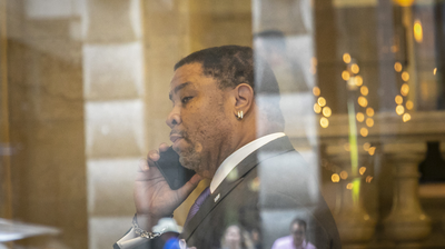 Federal Heat On Low-Profile, Long-Serving Aide To Chicago Ald. Austin
