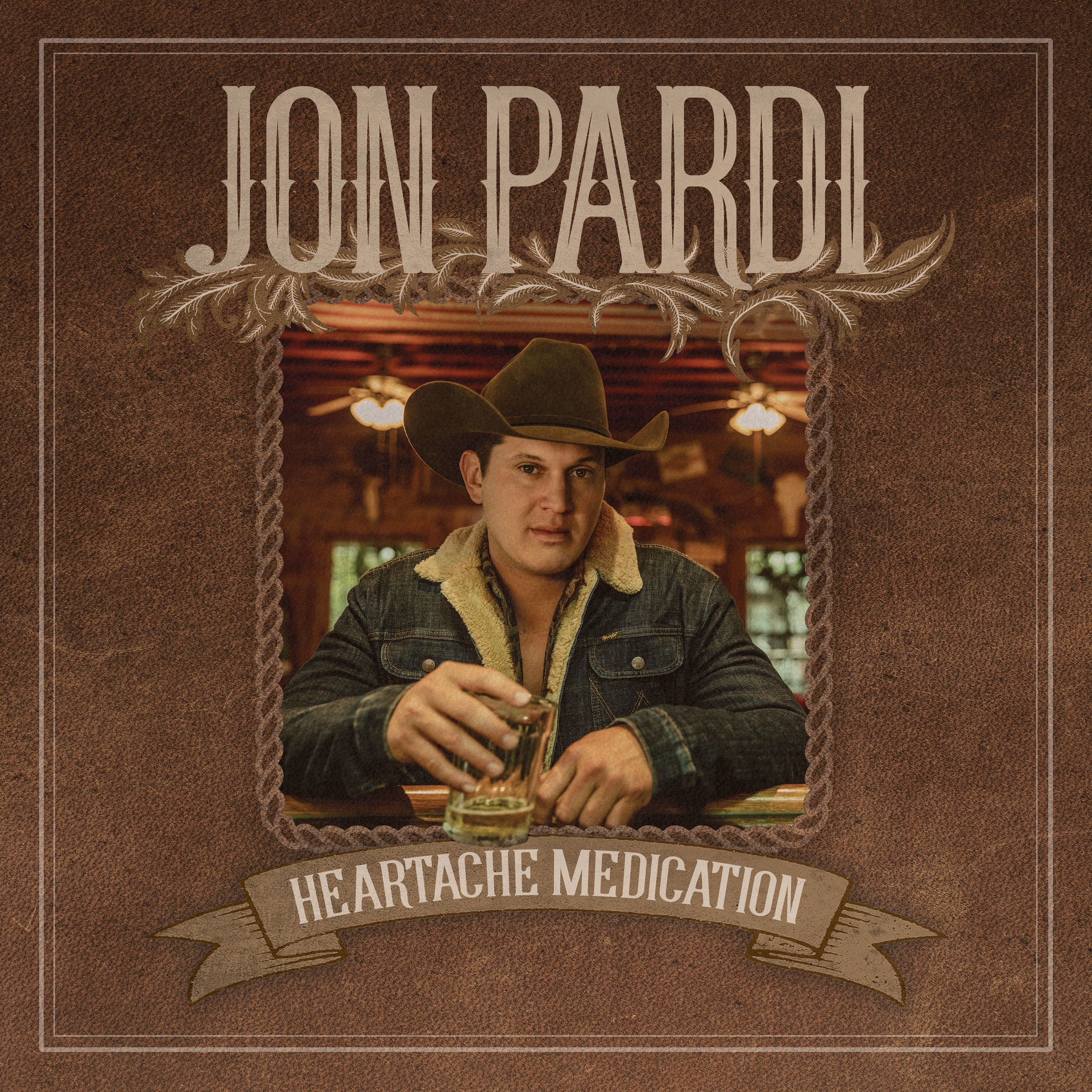 Jon Pardi's Hyperactive Honky-Tonk Brings The Past Into The Present