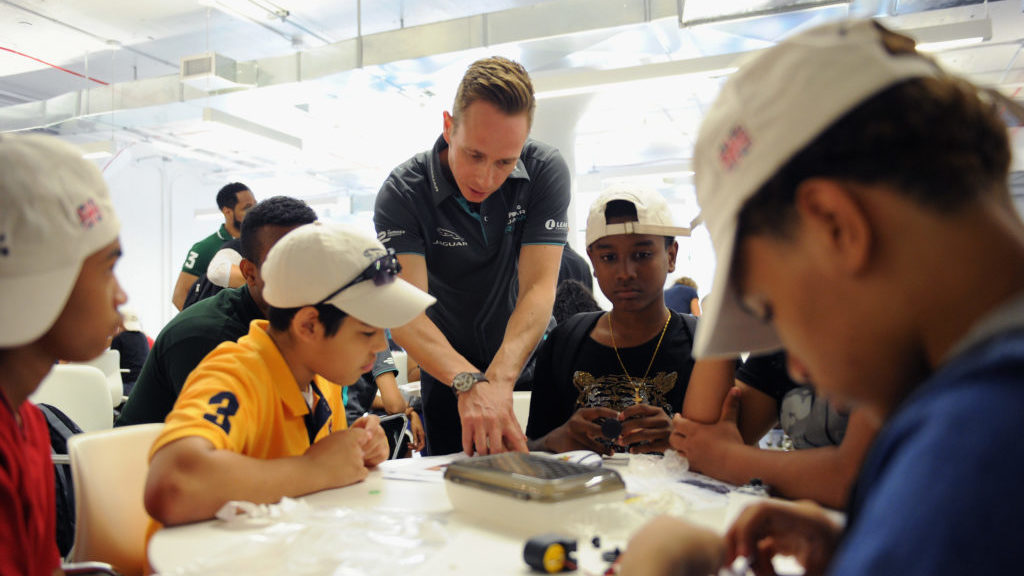 One Small Hop On The Magic School Bus, One Giant Leap For STEM Education