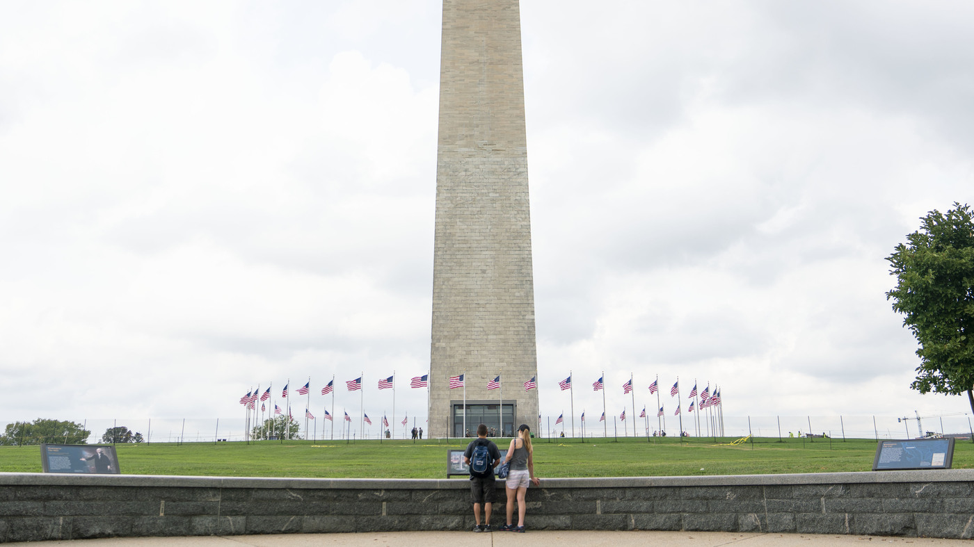 Our Long 3-Year Wait Is Over: The Washington Monument Reopens