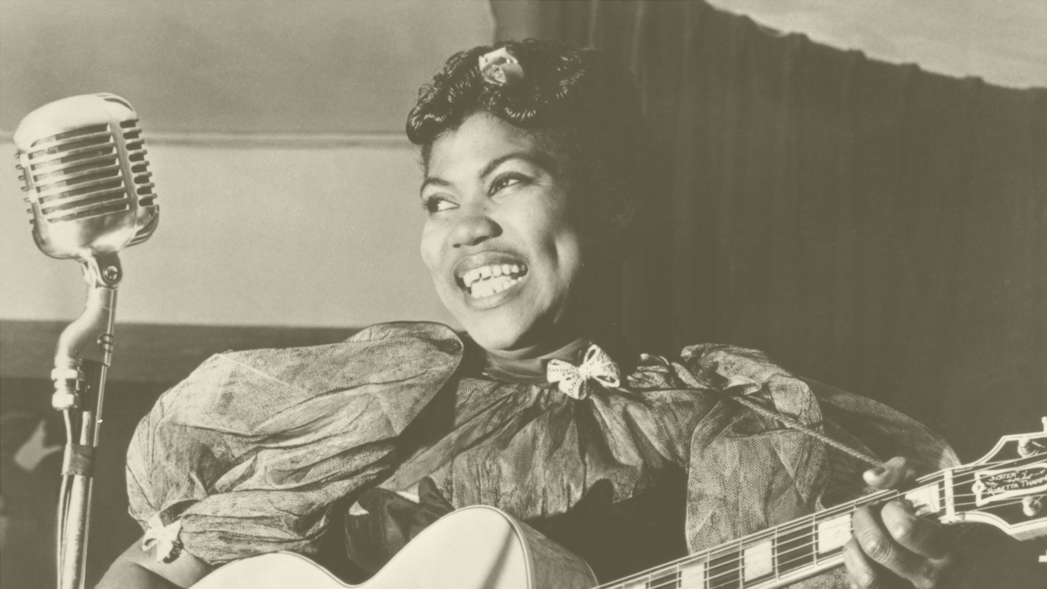 The World Of Rosetta Tharpe: A Turning The Tables Playlist