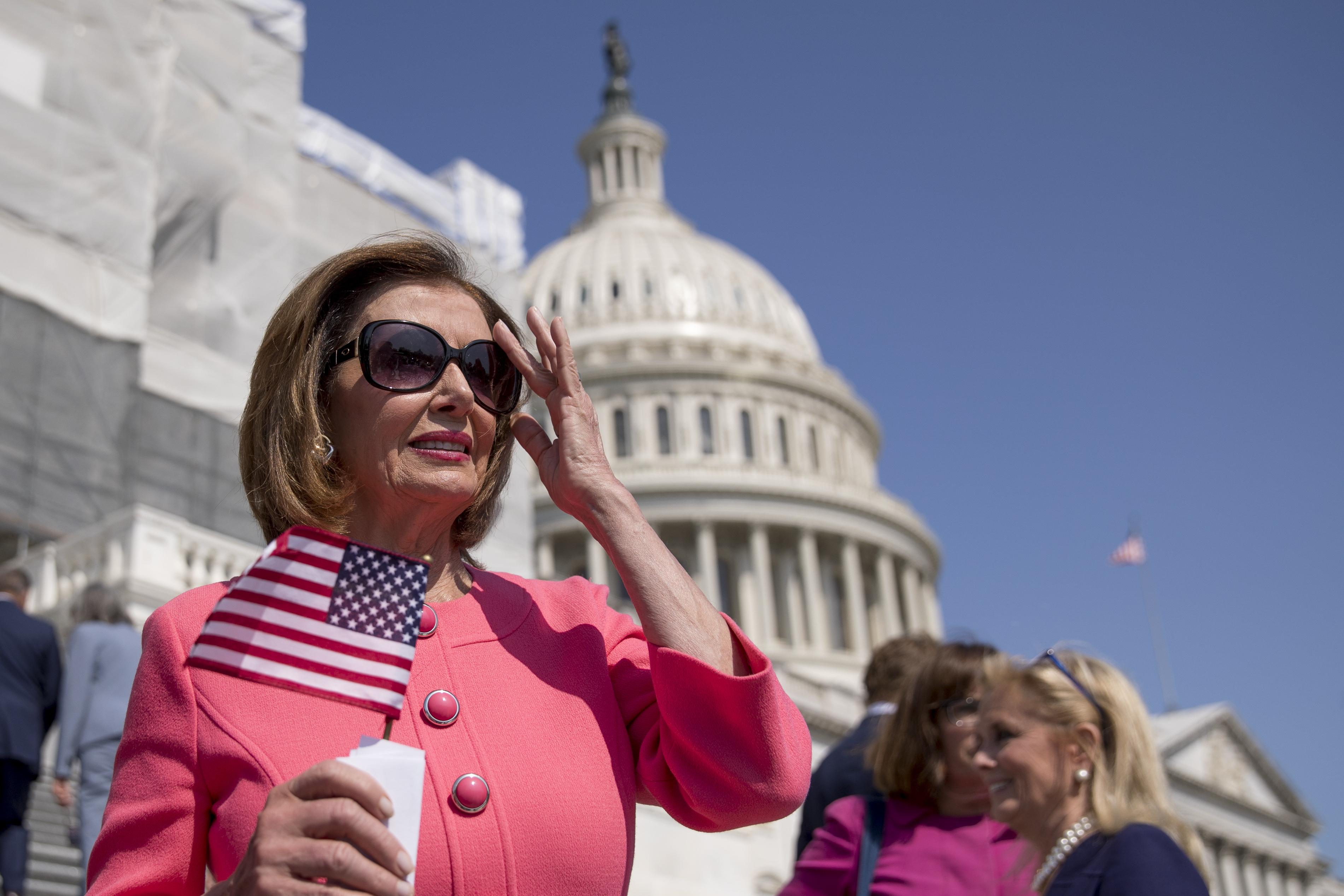 Speaker Nancy Pelosi To Unveil Plan To Negotiate Prices Of 250 Prescription Drugs