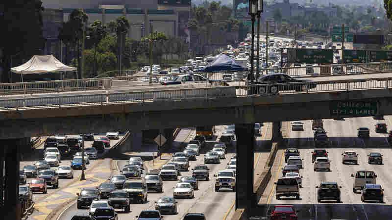 Trump Says California's Ability To Set Its Own Emissions Standards Will Be Revoked