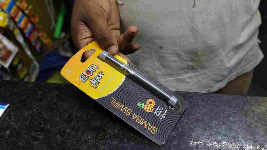 Westlake Legal Group ap_19261469740622_wide-2bc17d7e06b16a0ba3e5d79cd8c2a2089adf7768-s1100-c15 India Announces Widespread Ban Of E-Cigarettes