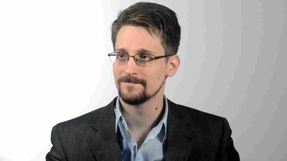 Edward Snowden Speaks Out: 'I Haven't And I Won't' Cooperate With Russia