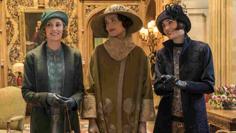 'Downton Abbey' Returns For An Extravagant New Film