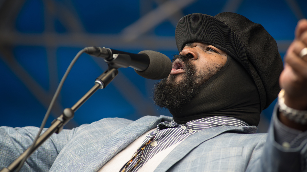 Gregory Porter: Personal Stories For Universal Songs WBGO and Jazz At Lincoln Center