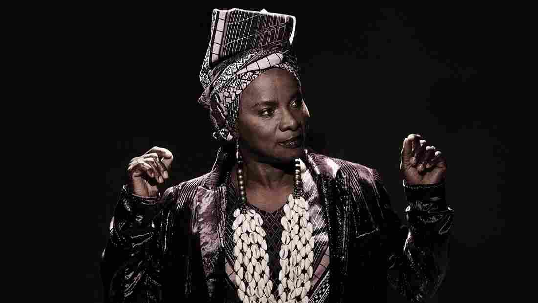 Angélique Kidjo Celebrates Celia Cruz: 'Everything About Celia Is Self-Determination'